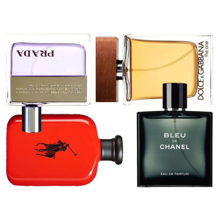 Category Men's Classic Fragrance